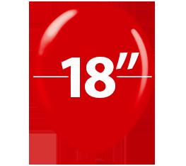 Μπαλόνια 18 ιντσών
