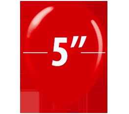 Μπαλόνια 5 ιντσών