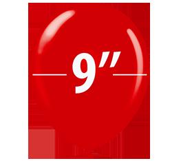Μπαλόνια 9 ιντσών
