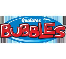 Qualatex bubbles
