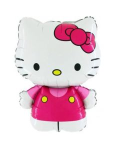 Μπαλόνια Hello Kitty Pink supershape Grabo
