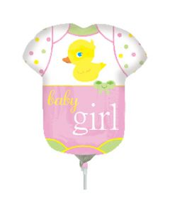 Anagram balloons 9 inch shirt it's a girl