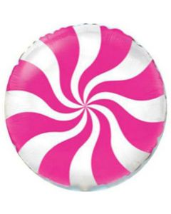 Balloon Candy Flexmetal fucshia supershape ND
