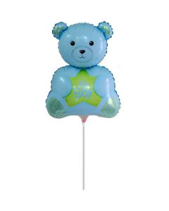 Balloon minishape Bear boy ND