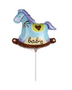 Balloon minishape Horse boy ND