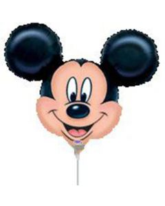 Anagram minishape 9 inch Mickey