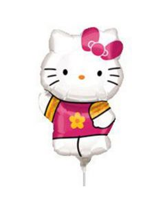 Anagram balloons Hello kitty minishape 9 inch