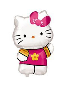 Anagram Μπαλόνια Supershape Hello Kitty