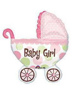 Anagram balloons baby car girl