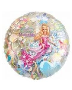 Anagram balloons insider Barbie Mermaid