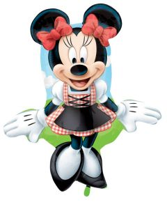 Anagram balloons Minnie mouse new supershape
