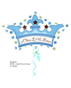 Μπαλόνια Anagram New little prince supershape