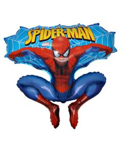 Balloon supershape Grabo Spiderman