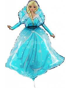 Grabo balloons foil supershape Frozen Princess