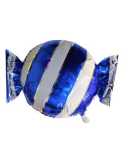 Balloon candy BF blue packed