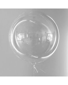 Balloon 24 inch transparent bubble