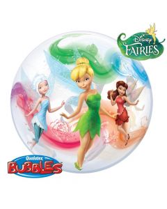 Bubble μονό Disney Fairies Tinkerbell