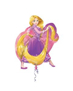 Balloons Anagram supershape Rapunzel new
