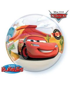 Bubble Lightning McQueen