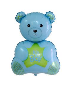 Balloon supershape Bear boy ND