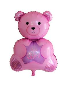 Balloon supershape Bear girl ND