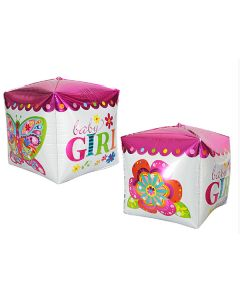 Balloon supershape Cube Girl ND