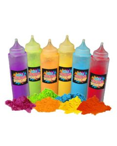 Color powder in bottle 400ml