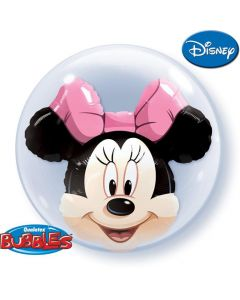Bubble διπλό Minnie ND