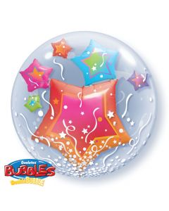 Bubble  Stars and Streamers