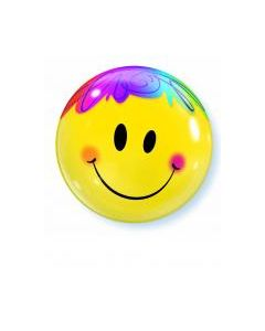 Bubble Μονό Bright Smile Face ND