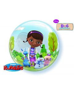 Bubble μονό Doc McStuffins ND