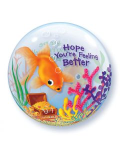 Bubble μονό Feeling Better Fish Bowl ND