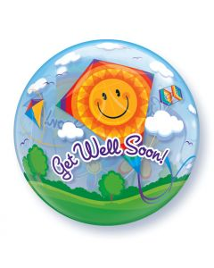 Bubble Get Well Soon Kites