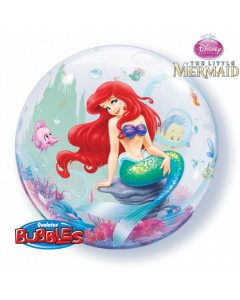 Bubble Μονό Little Mermaid Ariel ND