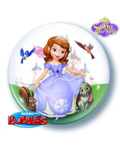 Bubble μονό Sofia the First ND