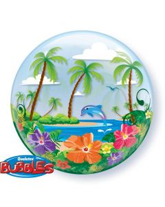 Bubble μονό Tropical Getaway ND