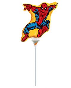 Balloons foil 9 inch FLEXMETAL Spiderman