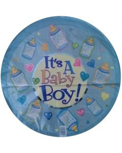 Μπαλόνι 18 inch foil It's a boy No2 ND