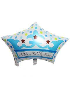 Balloon supershape crown prince ND