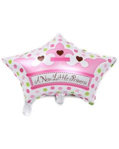 Balloon supershape crown princess ND