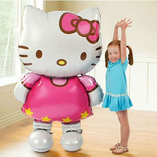 Μπαλόνια Anagram Airwalker Hello Kitty