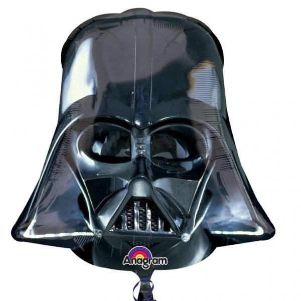 Μπαλόνι supershape Κράνος Darth Vader Star Wars