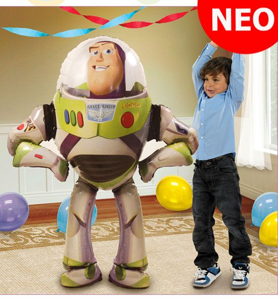 Μπαλόνια Anagram Airwalker Buzz Lightyear Toy Story