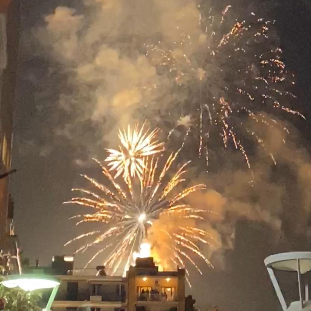 Έναρξη Πατρινού Καρναβαλιού 2020 με πυροτεχνήματα